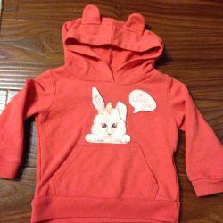 Children's sweatshirt GJ 18-24 months