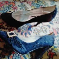 Новые туфли на шпильке 36р.