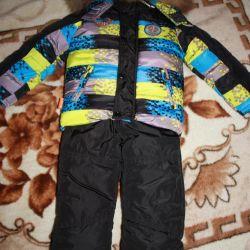 NEW winter kit with fur vest