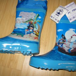 New boots Mursu r.24