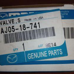 The fuel pressure valve MAZDA (FORD ESCAPE)