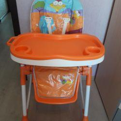 καρέκλα για παιδιά από 0 έως 3 ετών
