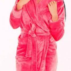 bathrobe size 50