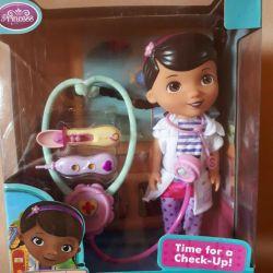 Doll Doctor Plyusheva