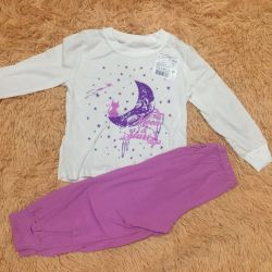 New pajamas Nova on height 98-104