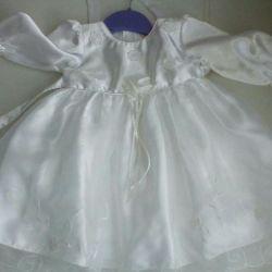 Платье на 80