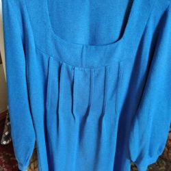 Tunic, can be worn as a short dress