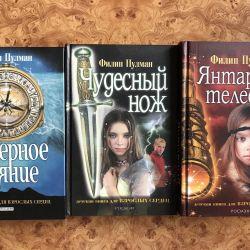 Stunning trilogy