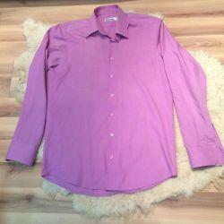 Рубашка мужская freeman, размер 41, 182-188