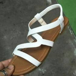 Sandals, 36 size, new