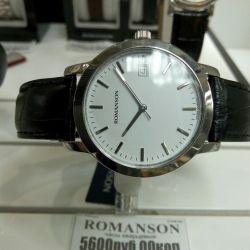 Часы Романсон спб в спб петербург