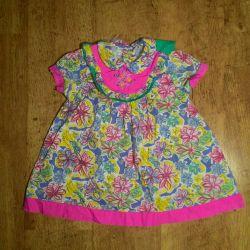 Kız için elbise sundress
