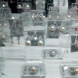 Ring earrings silver925pr