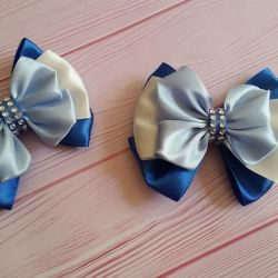Bows on elastic bands