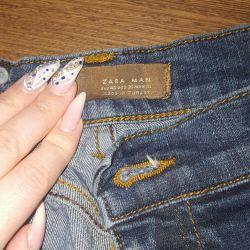 2 pairs of men's jeans ZARA and DENIM