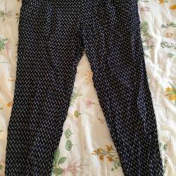 Лeгкие брюки для беременной