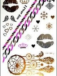 Flash tattoo (temporary stickers)