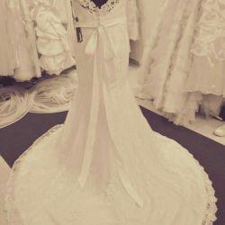 Новое шикарное свадебное платье.