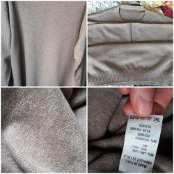 Jacket Italy 54r-p 80% wool
