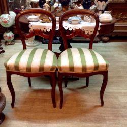 Antique chairs 2 pcs