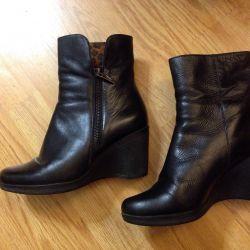 Νέες μπότες για τον Tomas Munz