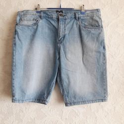 Denim men's shorts 36 rr
