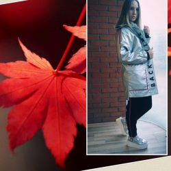 Eco-friendly designer jacket