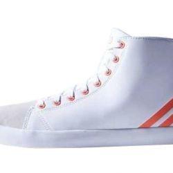 New high-top sneakers, adidas sneakers