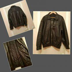 Leather jacket BOSS