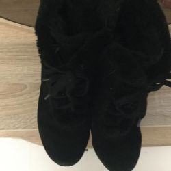 Winter boots used 40 r
