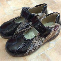Νέα ισπανικά παπούτσια