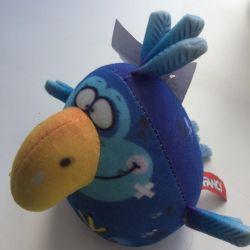 М'яка іграшка Птах удачі нова