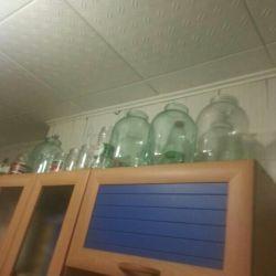 Borcane din sticlă