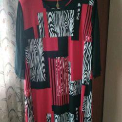 Платье новое 58-60