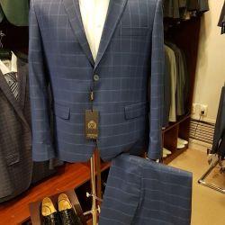 Men's suit rental