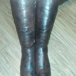 Winter boots, new!