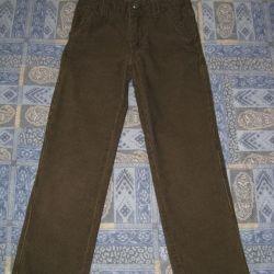 Вельветовые брюки Gymboree