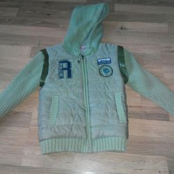 R.6l. 2in1 Jacket - vest for a boy