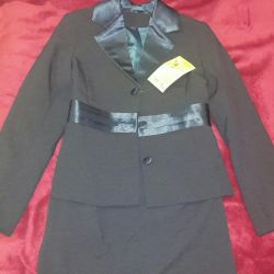 Suit new for girls.
