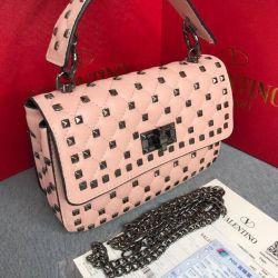 Valentino çantası pembe