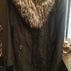 Women's coat of raincoat