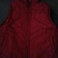 fleece vest (3-6 years)