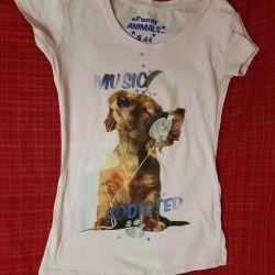 Μπλουζάκια και μπλουζάκια