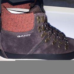 Gant botlar yeni