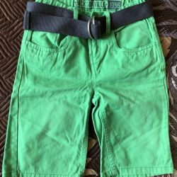 Shorts for a boy for 8/9 years