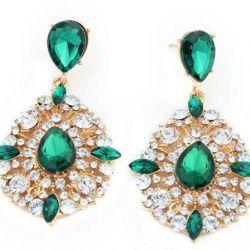 Set ring + earrings