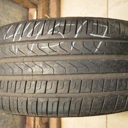 245-45-R17 Pirelli P7 Yalnız Tembel Köpek