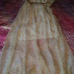 The dress. New. Size 46