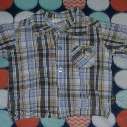 Bebekler için gömlek