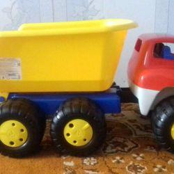 Damperli kamyon (büyük)